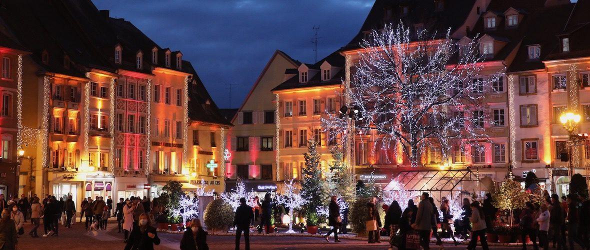 Un parcours pour découvrir les traditions et les illuminations de Noël | M+ Mulhouse