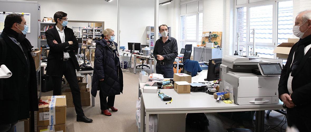 42, la formation innovante s'implante à KmØ | M+ Mulhouse
