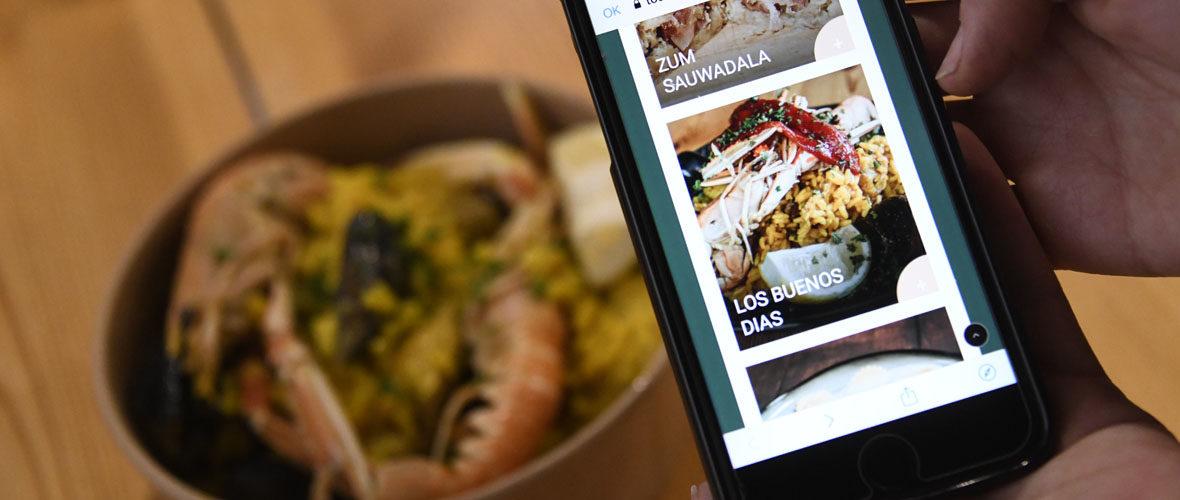 «tousatable-mulhouse.alsace»: un nouveau site web pour soutenir les restaurants | M+ Mulhouse