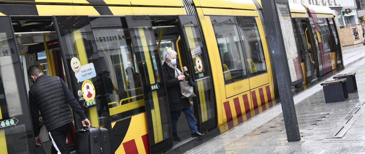 Transports en commun: la gratuité pour les Mulhousiens de 65 ans et plus | M+ Mulhouse