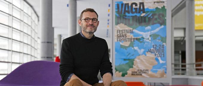 Benoît André, directeur de La Filature: «Il nous manque la relation avec les publics»
