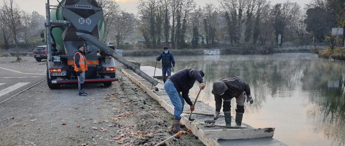 Rowing club de Mulhouse: des projets à la pelle