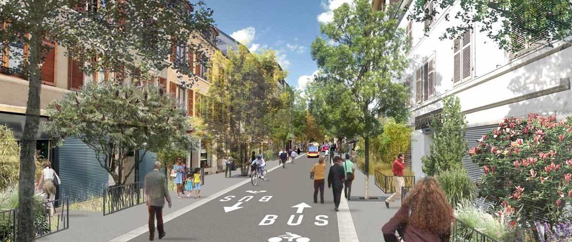 Conseil municipal: Mulhouse prend la voie des mobilités douces | M+ Mulhouse