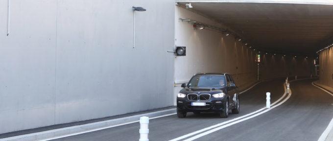 Fermeture du tunnel de la gare, du lundi 22 au vendredi 26 février