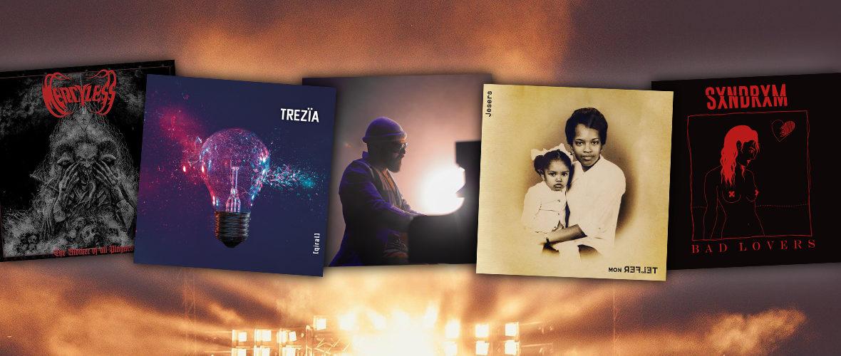 Musique : de Mercyless à Jesers, notre sélection d'albums   M+ Mulhouse