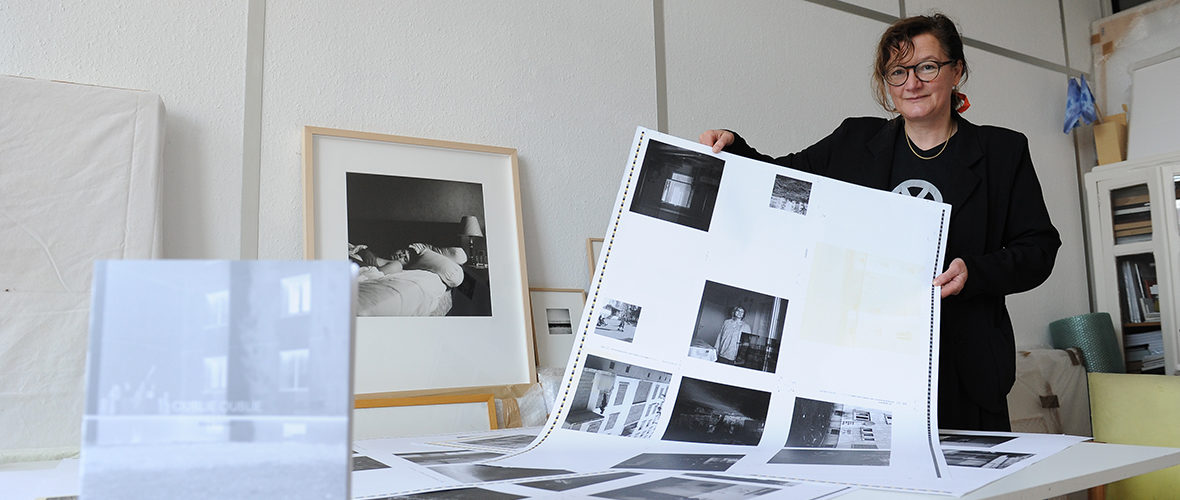 Anne Immelé: «J'ai pu me rendre compte de l'attachement fort des habitants au Nouveau Drouot»   M+ Mulhouse