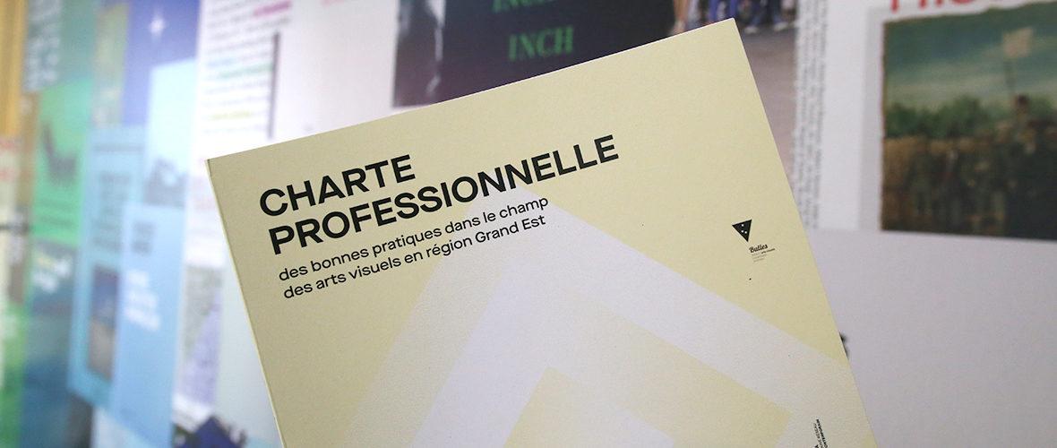 Arts visuels: une charte pour lutter contre la précarité | M+ Mulhouse