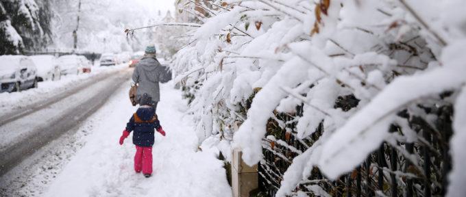 Météo: attention à la neige!