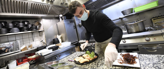 Saint-Valentin: et si vous souteniez les restaurateurs?