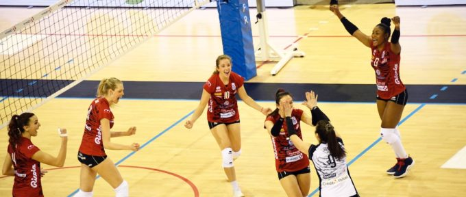 Volley : le Final Four de la Coupe de France à Mulhouse