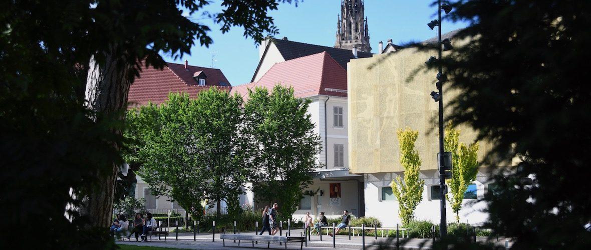 Un bol d'air culturel avec le retour des visites guidées | M+ Mulhouse