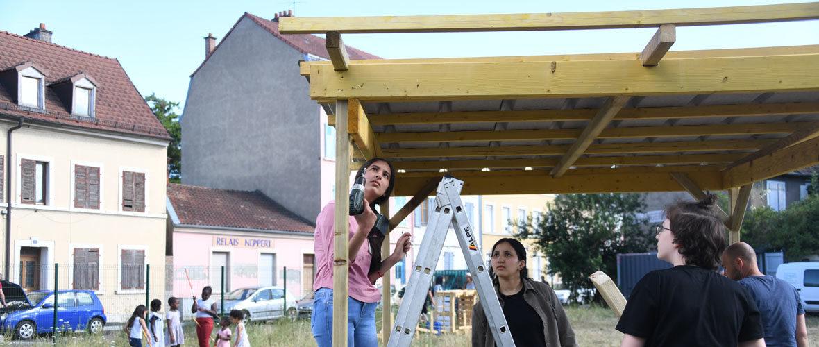 La Ville lance l'Heure civique pour aider ses voisins   M+ Mulhouse