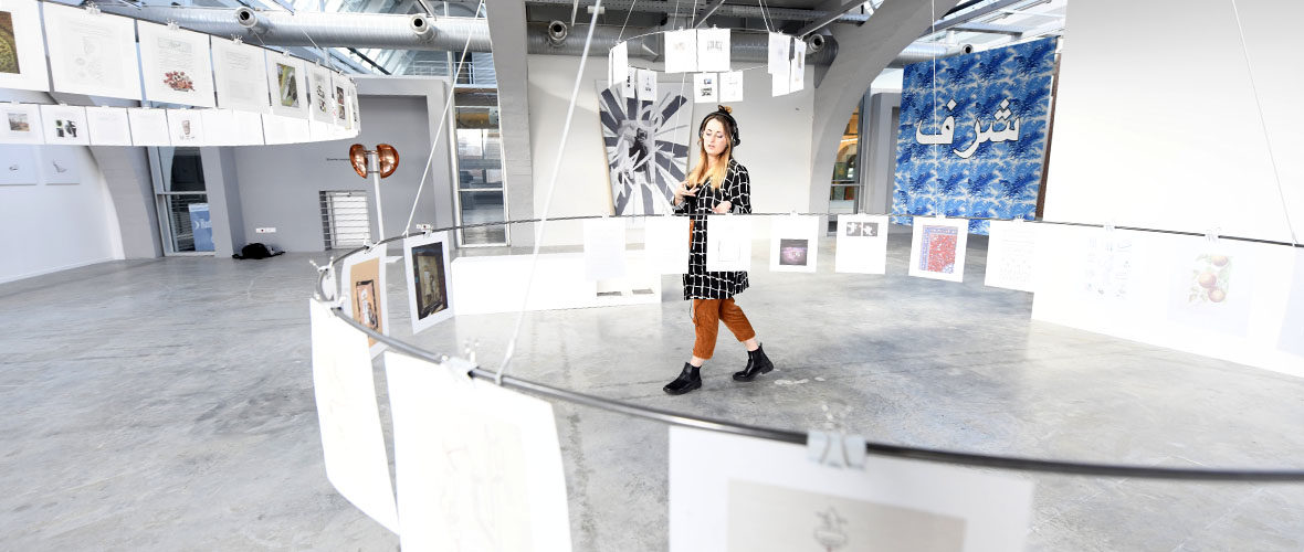 Testée pour vous: la visite, par téléphone, de l'exposition de La Kunsthalle   M+ Mulhouse