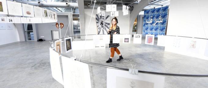 Testée pour vous: la visite, par téléphone, de l'exposition de La Kunsthalle