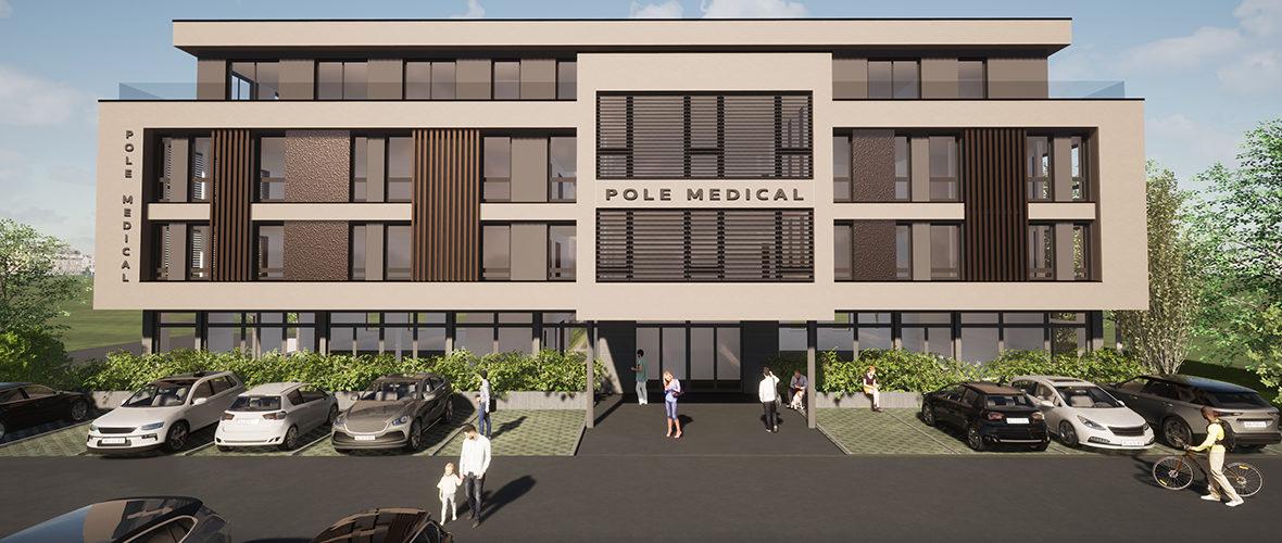 Drouot: un nouveau pôle médical en 2022 | M+ Mulhouse