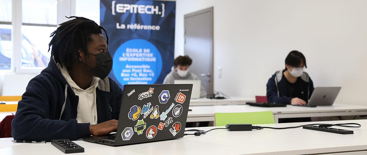 Informatique: Epitech lance deux nouvelles formations au KmØ | M+ Mulhouse