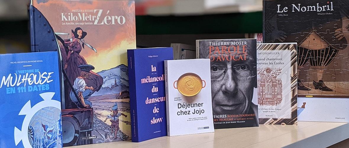 Notre sélection de livres 100% mulhousiens pour le printemps   M+ Mulhouse