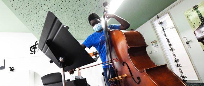 Conservatoire de Mulhouse : « On reste vigilants et réactifs ! »