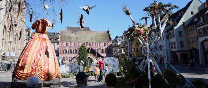 Un air de printemps à Mulhouse, malgré tout