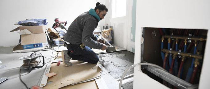 Fonderie: jusqu'à 70% d'aides pour rénover votre logement