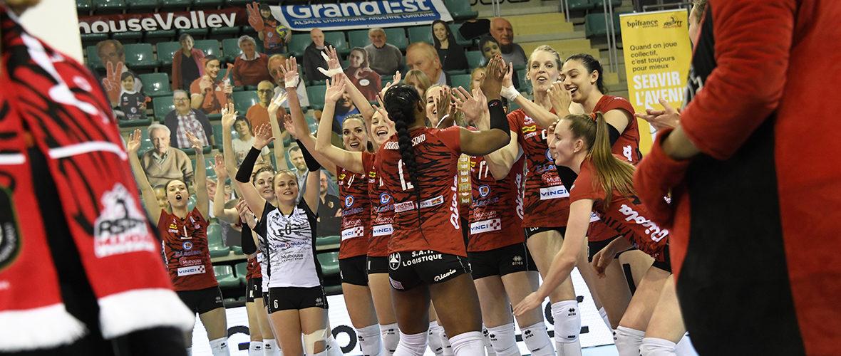 ASPTT: une coupe après le championnat? | M+ Mulhouse