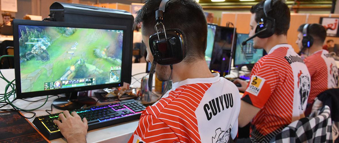 e-sport : un tournoi en ligne ce dimanche pour soutenir les étudiants | M+ Mulhouse