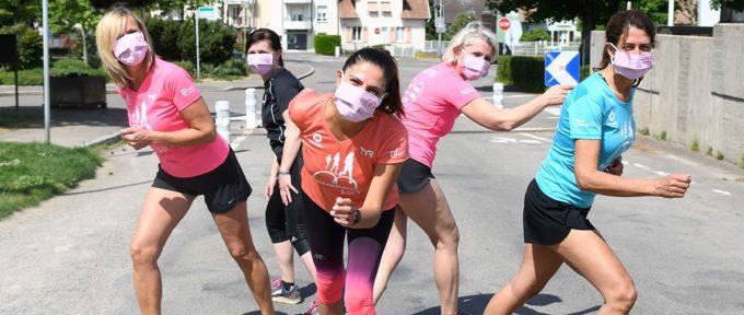 Course-marche Les Mulhousiennes : cap sur l'édition 2021