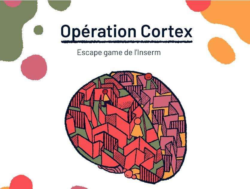Escape Game : opération cortex !