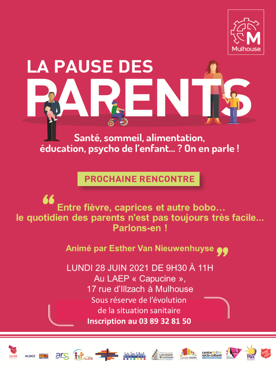 La Pause des Parents