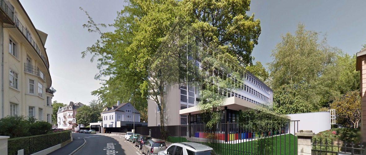 Le lycée Montaigne se transforme | M+ Mulhouse