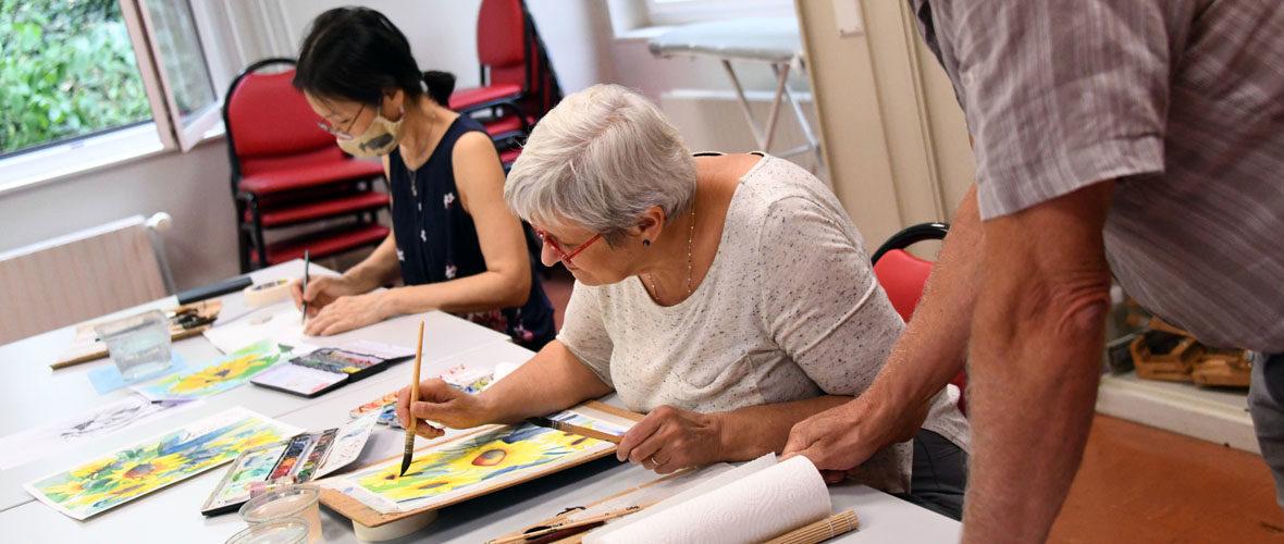 Seniors : un été très animé avec Apalib'   M+ Mulhouse