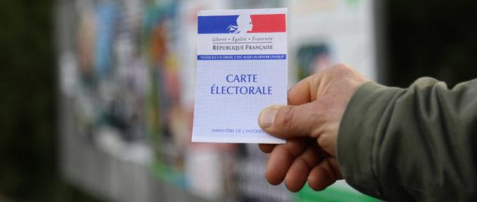 Elections départementales et régionales: inscriptions jusqu'au 14 mai pour voter