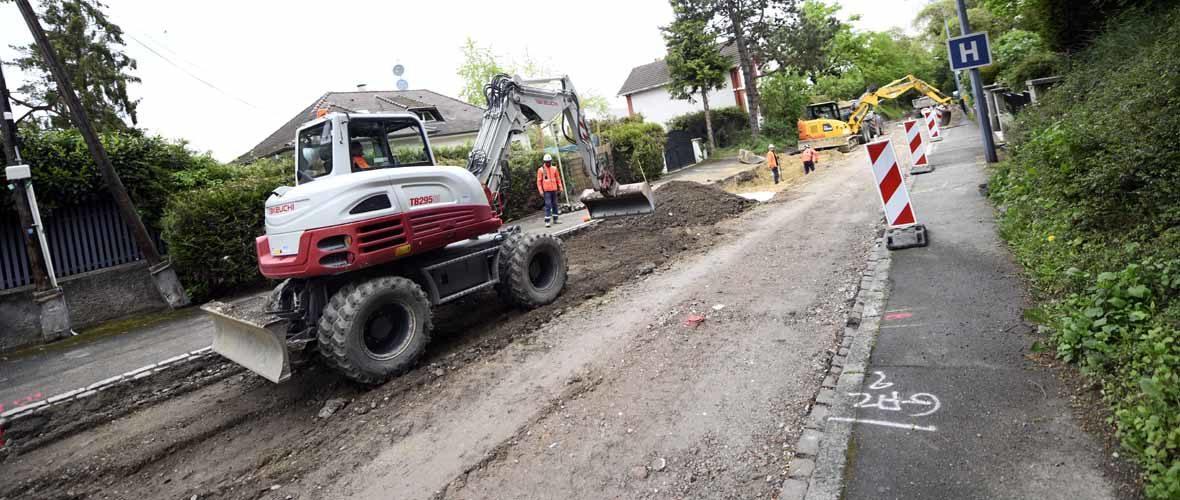 Travaux : grands et petits remèdes pour «soigner» le patrimoine routier mulhousien | M+ Mulhouse