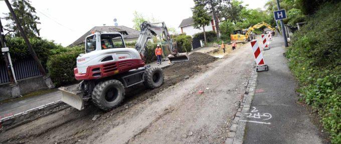 Travaux : grands et petits remèdes pour «soigner» le patrimoine routier mulhousien