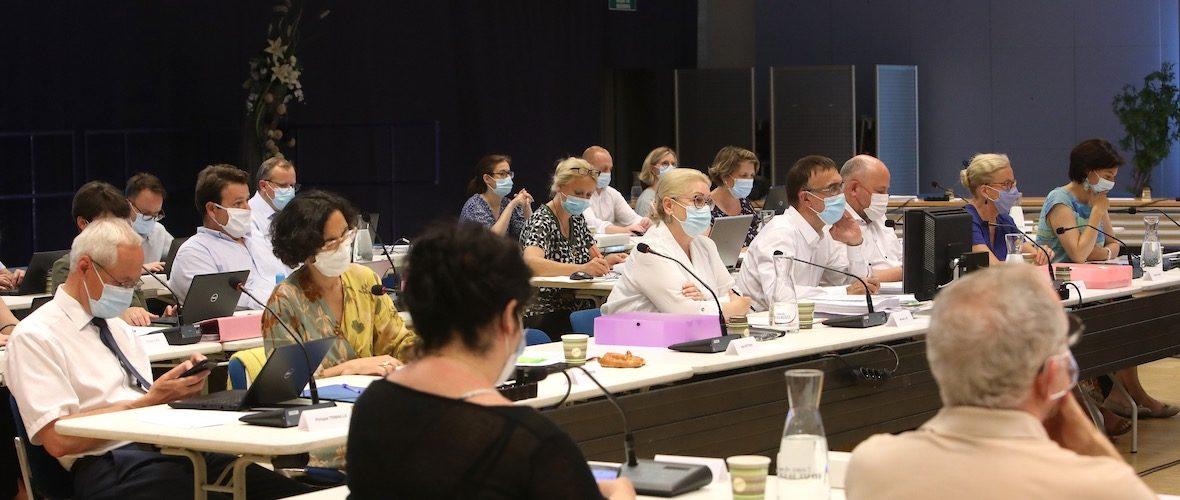 Budget, nouvel accueil de la bibliothèque Grand'Rue… : L'essentiel du conseil municipal de Mulhouse | M+ Mulhouse