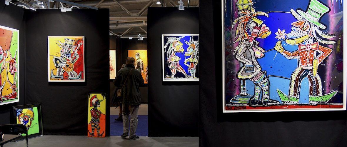 Salon Art3f : « Que la fête reprenne ! » | M+ Mulhouse