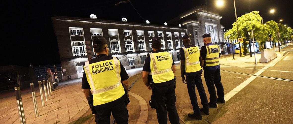 Des patrouilles de nuit pour la police municipale | M+ Mulhouse
