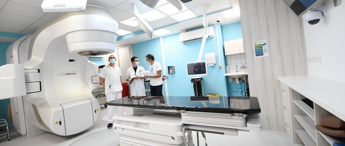 GHRMSA : un nouvel appareil de pointe contre le cancer | M+ Mulhouse