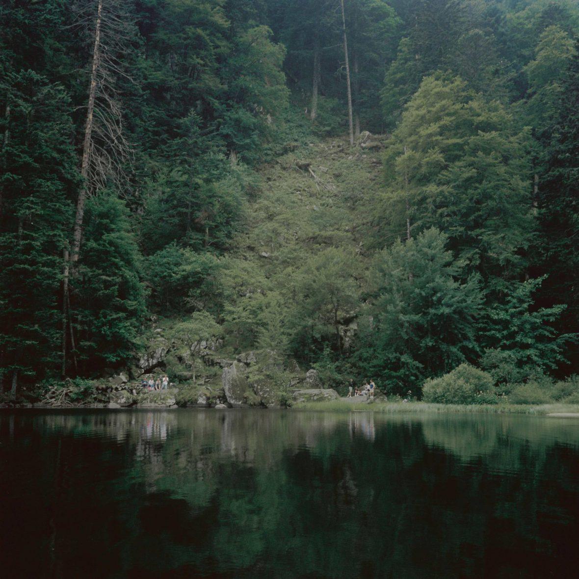 Approches du lieu // lacs, jardins