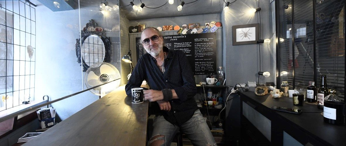 Tattoo Valentin: 25 ans et toujours rock'n'roll! | M+ Mulhouse