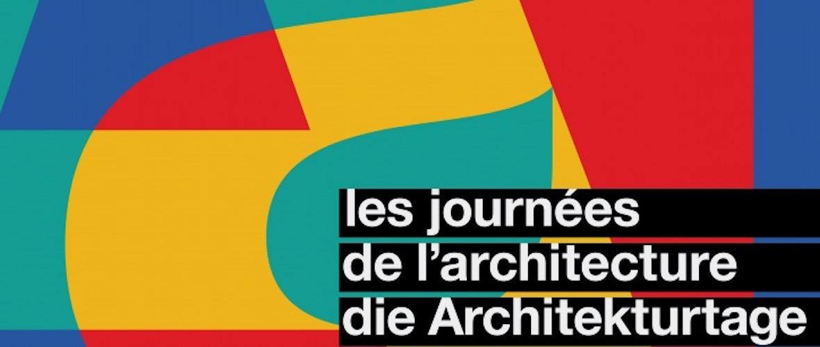 Les Journées de l'Architecture