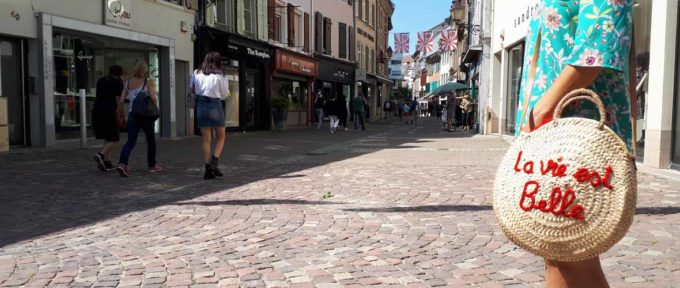 «Coup de balai sur les soldes»: deux jours de (très) bonnes affaires, à Mulhouse