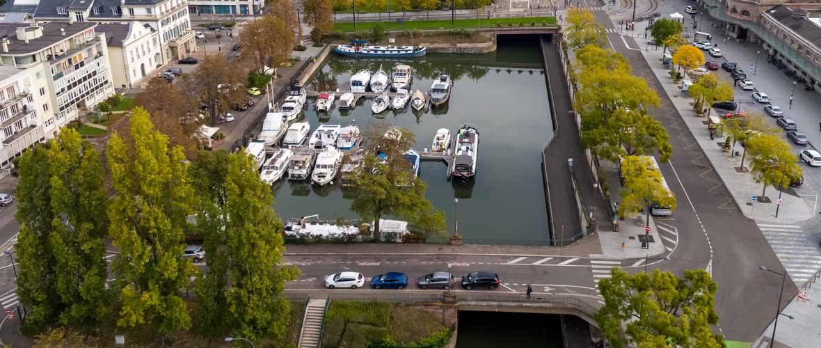 Redécouvrir autrement, et sans voiture, le quartier gare | M+ Mulhouse