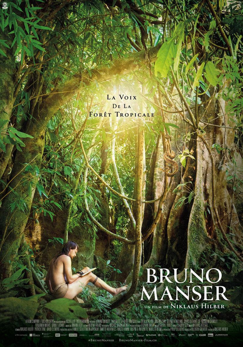 Ciné-club | Bruno Manser – La voix de la forêt tropicale