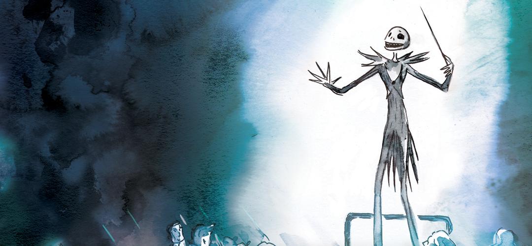 Ciné-concert : L'Étrange Noël de Monsieur Jack