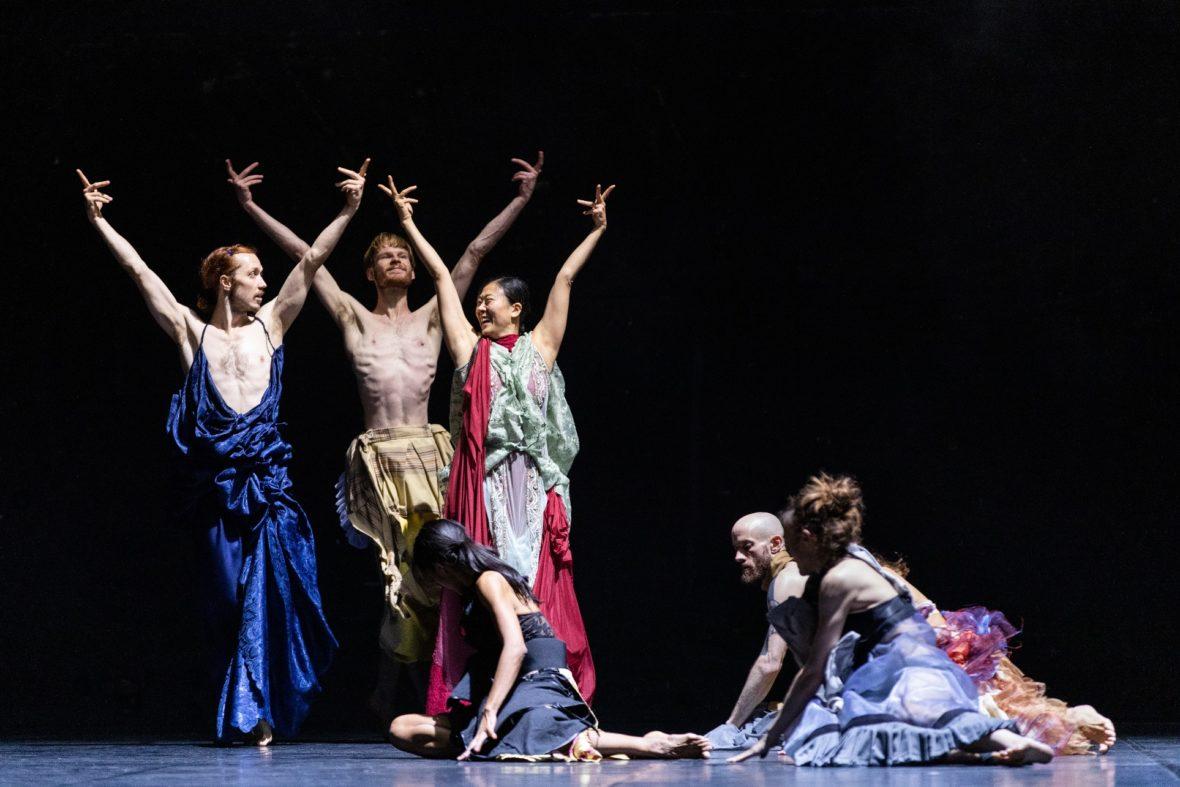LOVETRAIN2020 - Emanuel Gat Dance