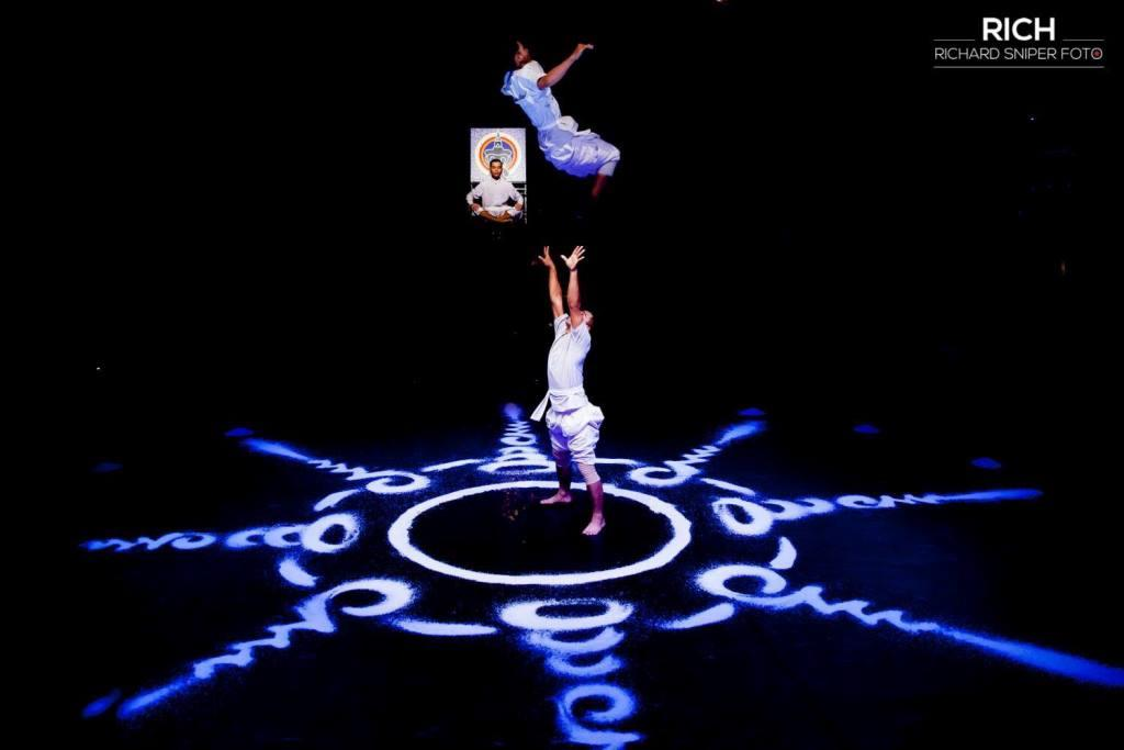 L'Or blanc - Phare Circus