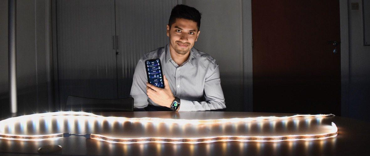 [Portrait] Alexandre Wali, créateur d'applications mobiles | M+ Mulhouse