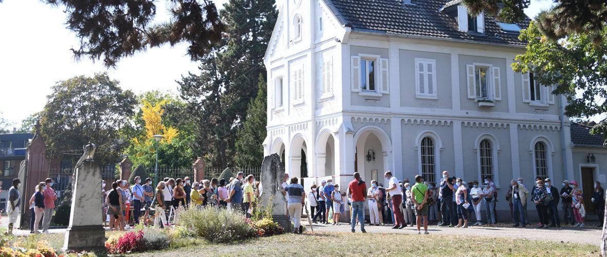 Journées du patrimoine : le patrimoine pour tous, ce week-end à Mulhouse   M+ Mulhouse