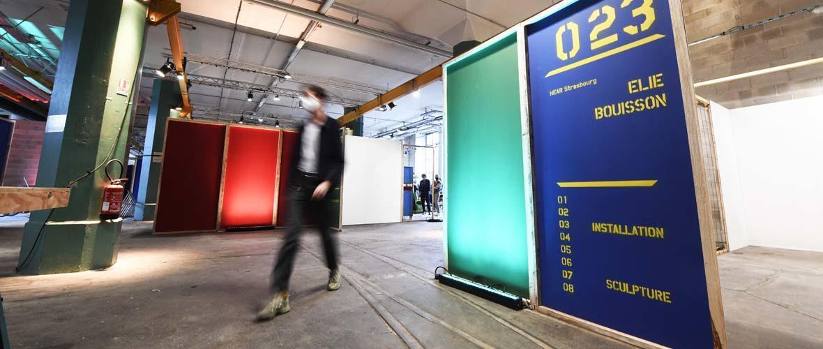 Mulhouse 021: la jeune création contemporaine hexagonale et européenne investit Motoco | M+ Mulhouse